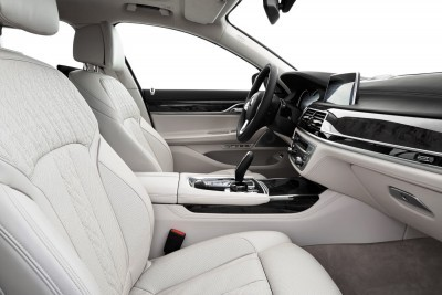 2016 BMW 7 Series Interior Photos 1