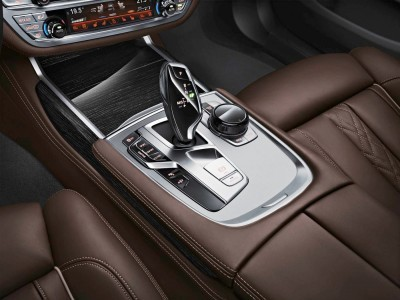 2016 BMW 7 Series Interior Photos 16