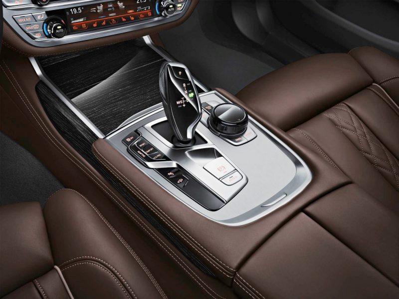 2016 BMW 7 Series Interior Photos 16