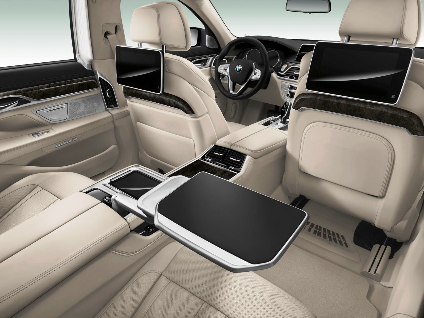 2016 BMW 7 Series Interior Photos 17