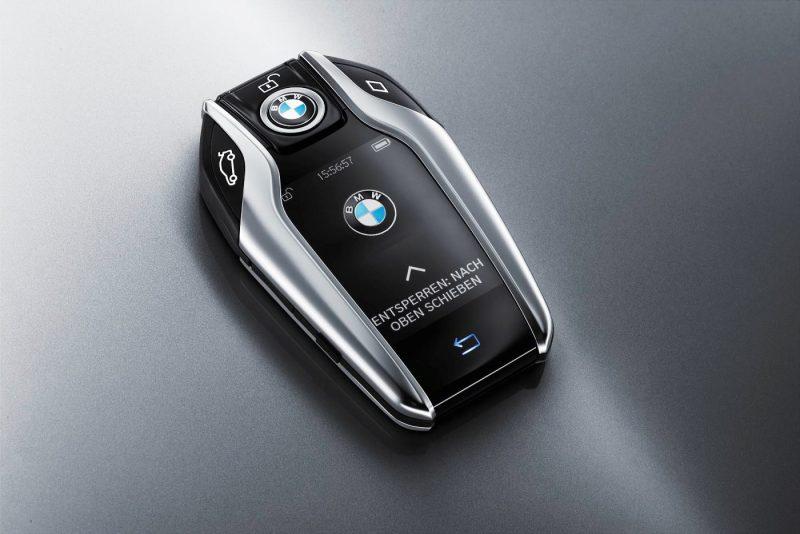 2016 BMW 7 Series Interior Photos 18