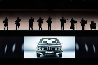 2016 BMW 7 Series Reveal 1