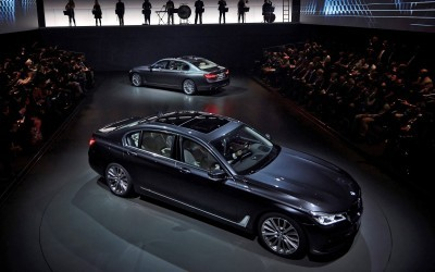 2016 BMW 7 Series Reveal 10