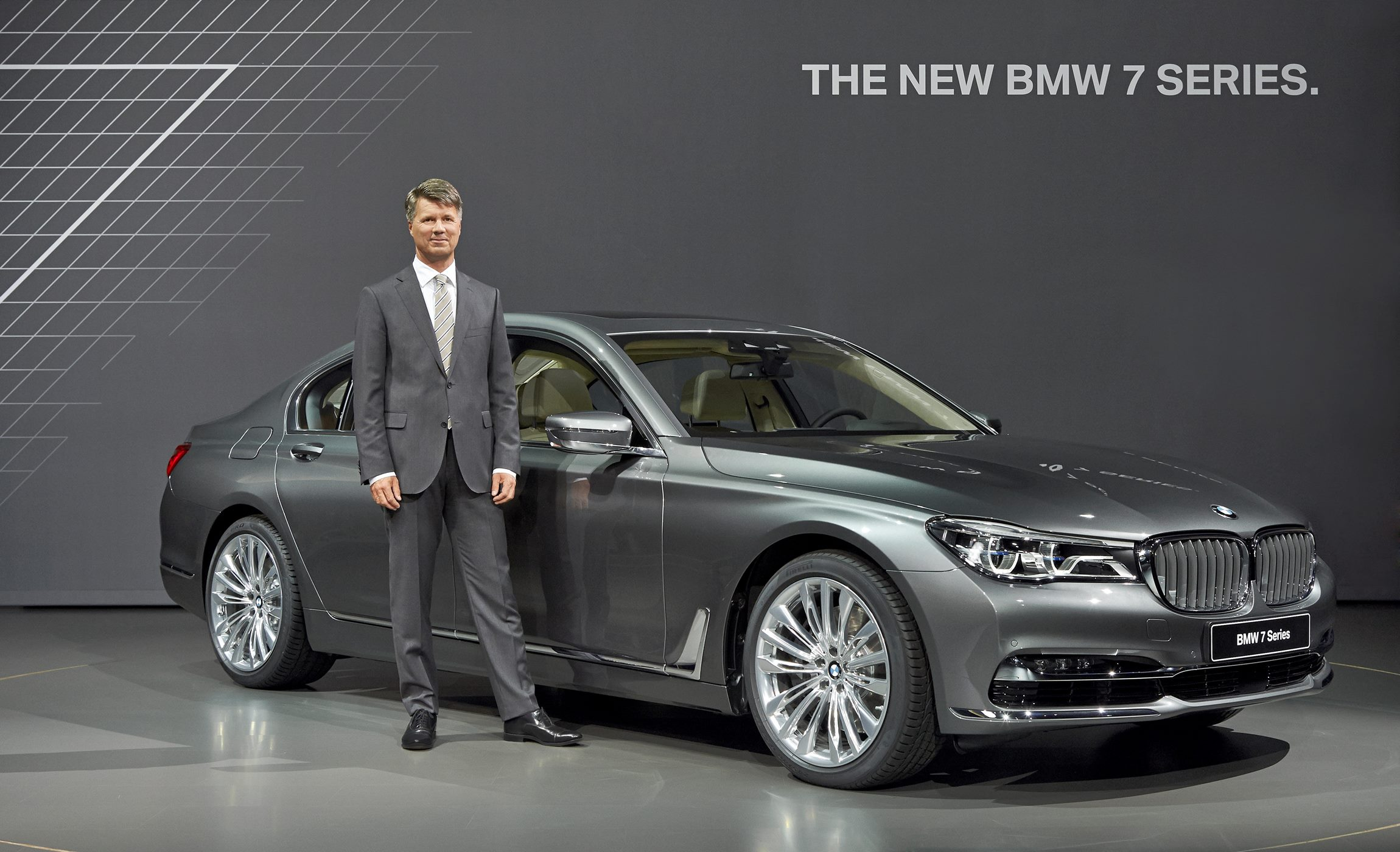 2016 Bmw 7 Series Reveal