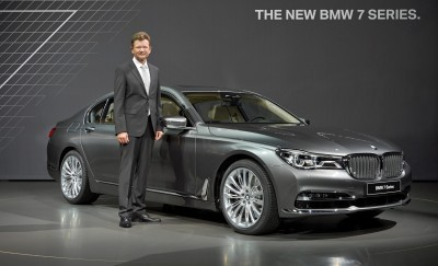 2016 BMW 7 Series Reveal 12