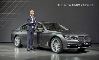 2016 BMW 7 Series Reveal 13