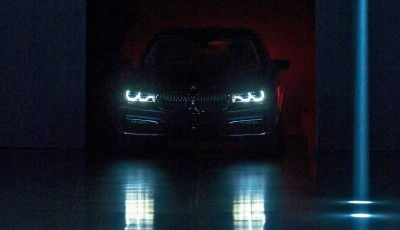 2016 BMW 7 Series Reveal 5
