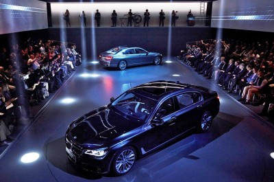 2016 BMW 7 Series Reveal 7