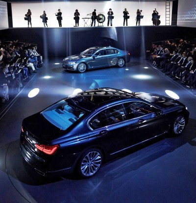 2016 BMW 7 Series Reveal 8