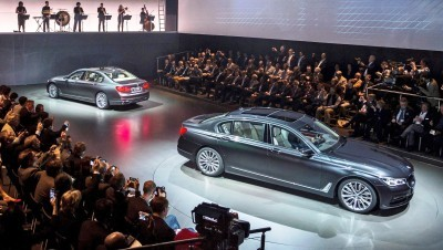 2016 BMW 7 Series Reveal 9