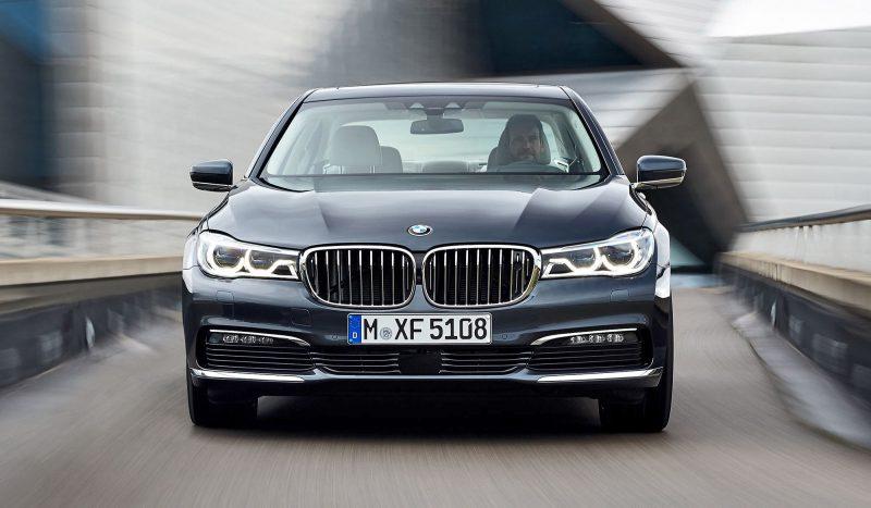 2016 BMW 750 Exterior Photos 1