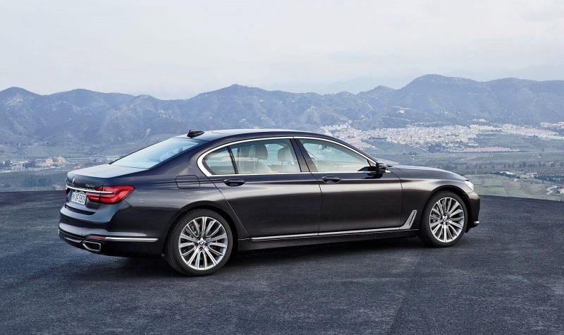 2016 BMW 750 Exterior Photos 15