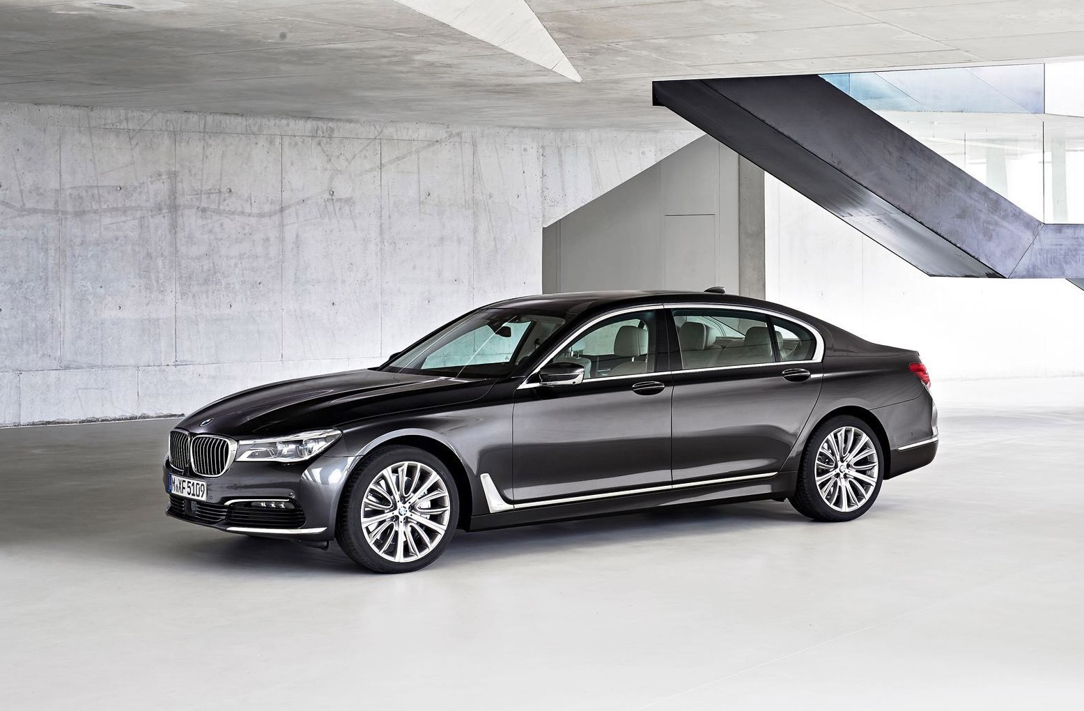 2016 bmw 7 series reveal. Black Bedroom Furniture Sets. Home Design Ideas