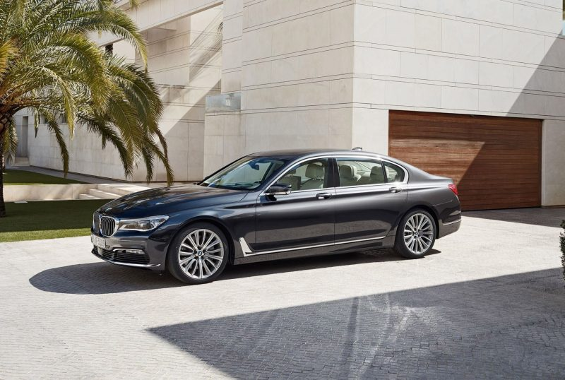 2016 BMW 750 Exterior Photos 23