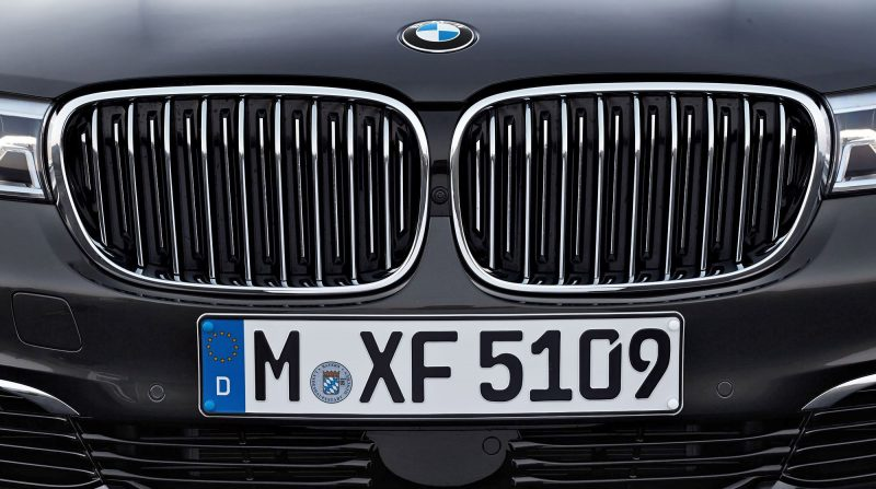 2016 BMW 750 Exterior Photos 25