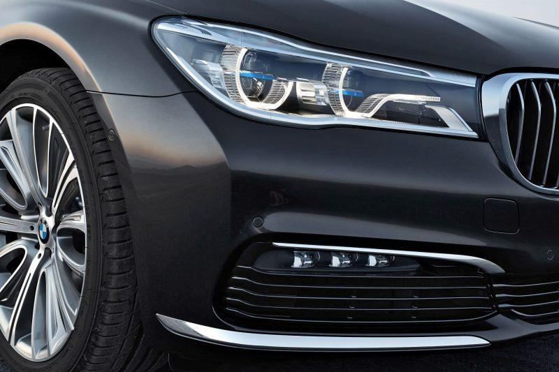 2016 BMW 750 Exterior Photos 26