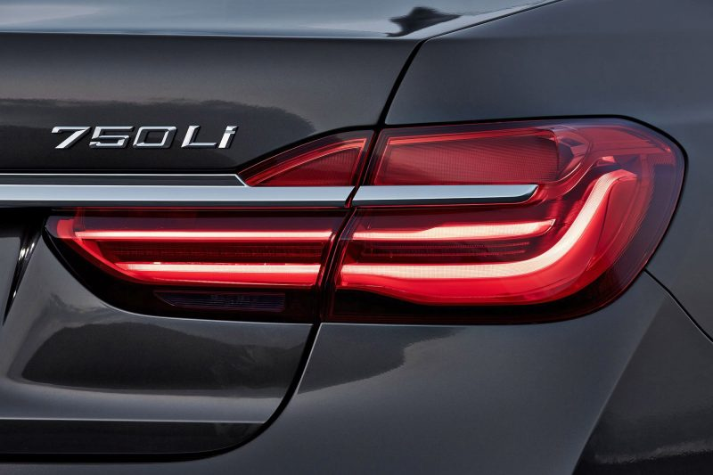 2016 BMW 750 Exterior Photos 31