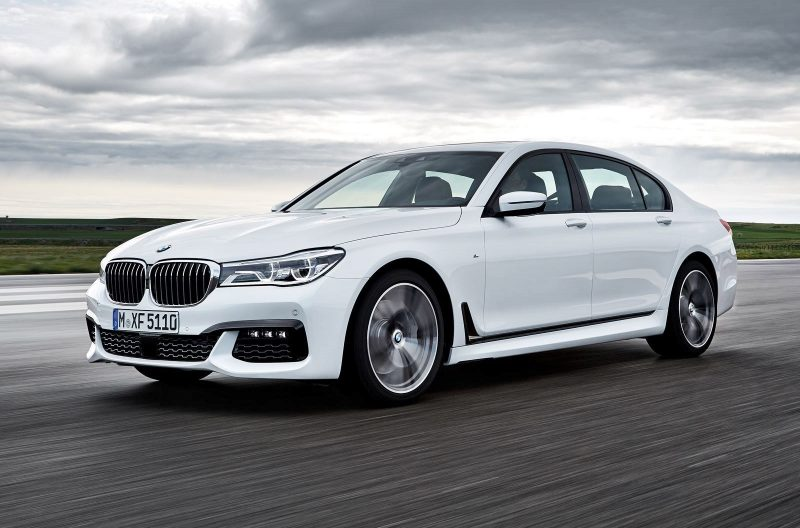 2016 BMW 750 Exterior Photos 34