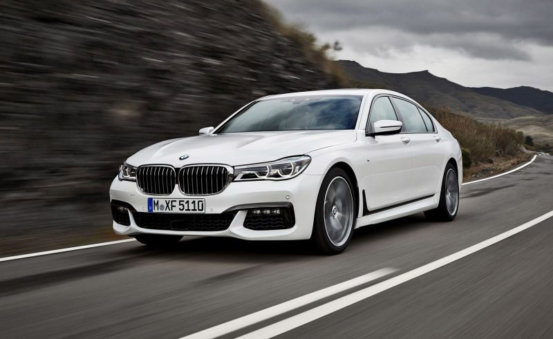 2016 BMW 750 Exterior Photos 35