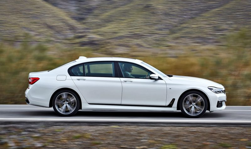 2016 BMW 750 Exterior Photos 36