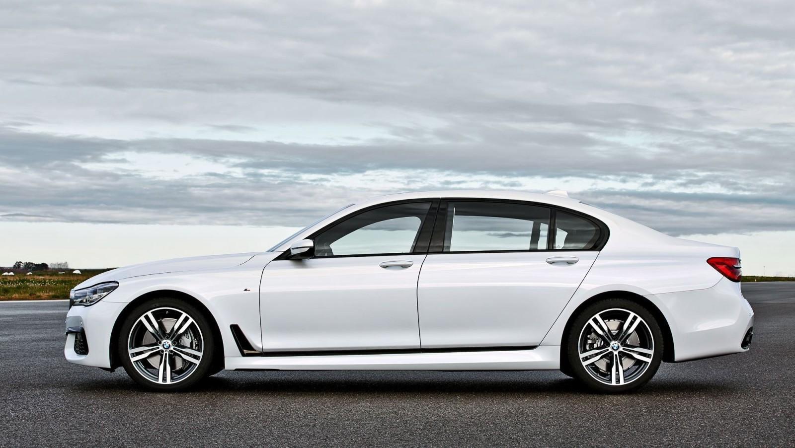 2016 BMW 750 Exterior Photos 38