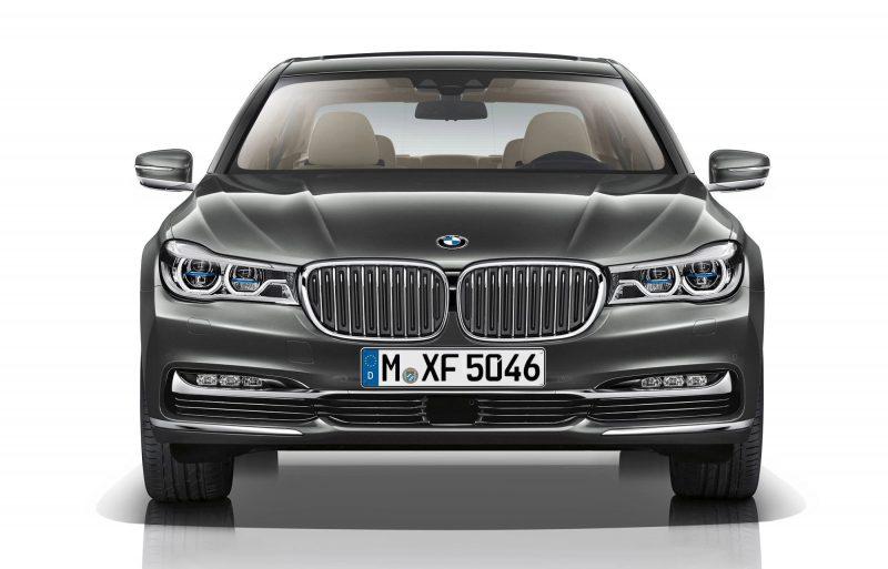 2016 BMW 750 Exterior Photos 49