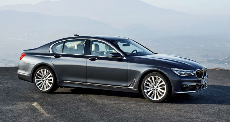 2016 BMW 750 Exterior Photos 5