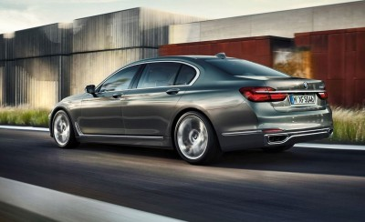 2016 BMW 750 Exterior Photos 53