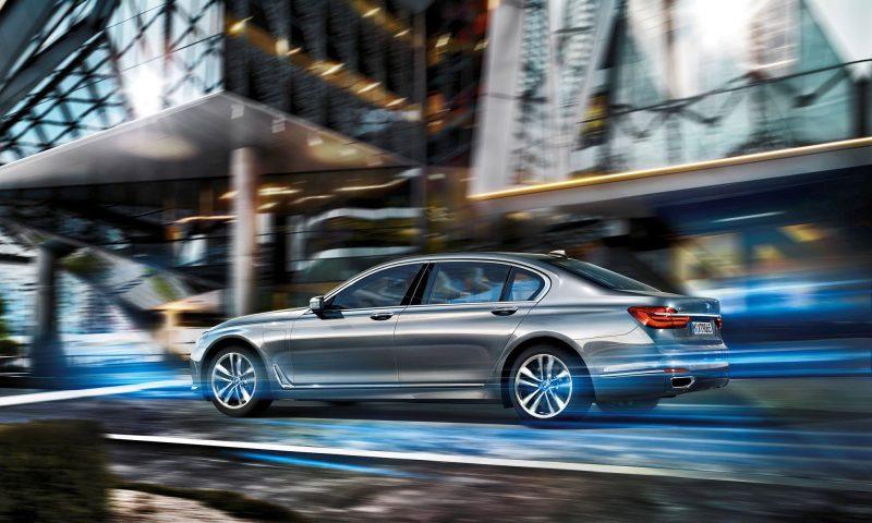 2016 BMW 750 Exterior Photos 55
