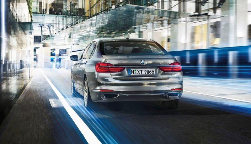 2016 BMW 750 Exterior Photos 56
