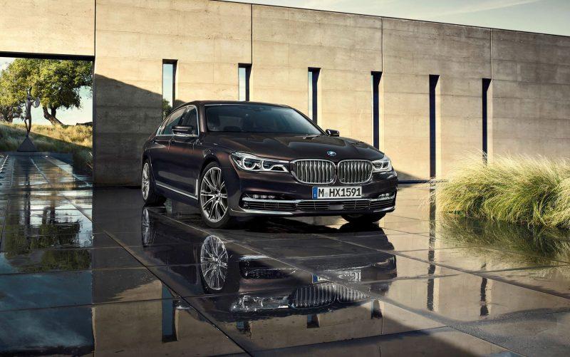 2016 BMW 750 Exterior Photos 66