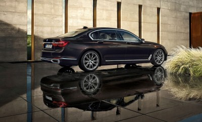 2016 BMW 750 Exterior Photos 67