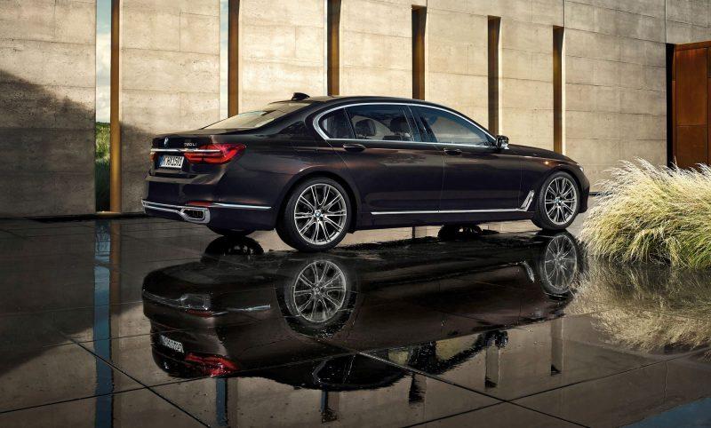2016 BMW 750 Exterior Photos 67