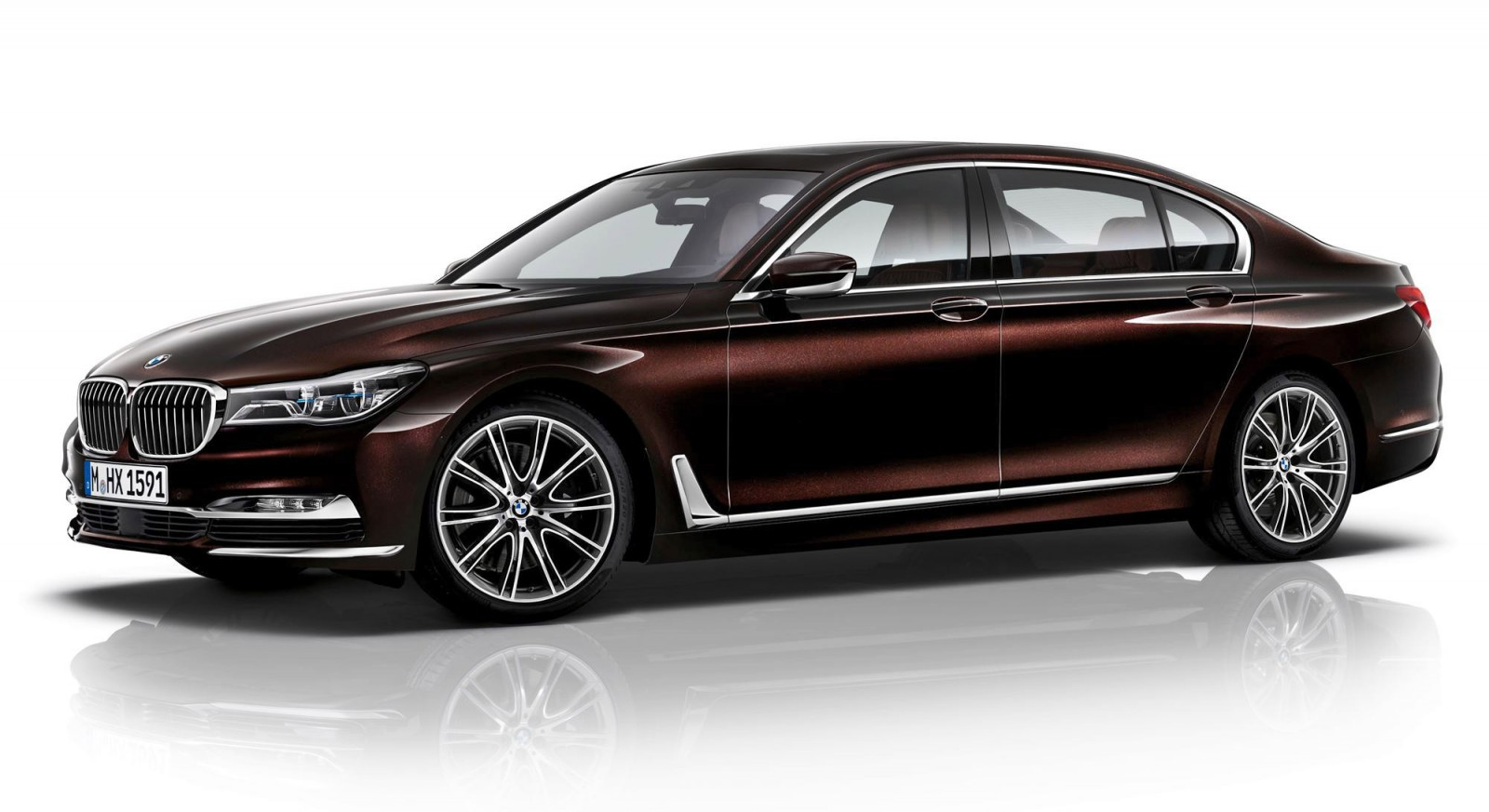 2016 BMW 750 Exterior Photos 68