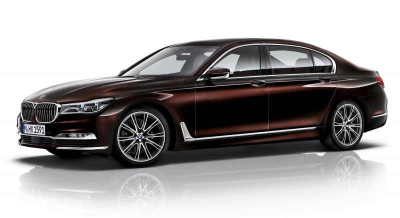 2016 BMW 750 Exterior Photos 68
