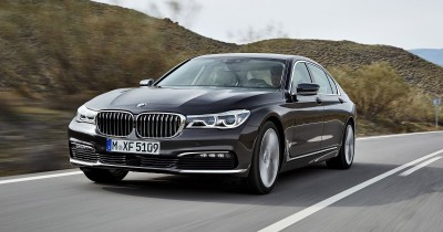 2016 BMW 750 Exterior Photos 7