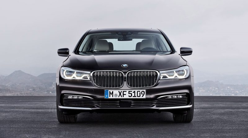 2016 BMW 750 Exterior Photos 9