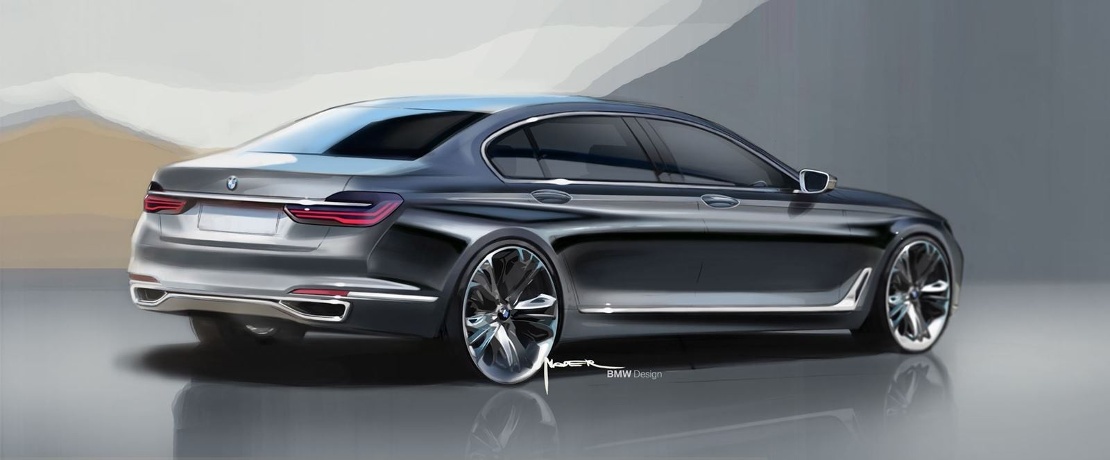 2016 BMW 750Li Launch Images 22