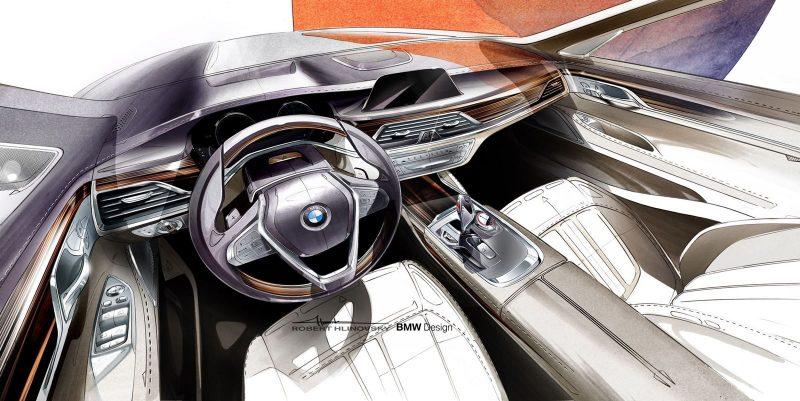 2016 BMW 750Li Launch Images 30