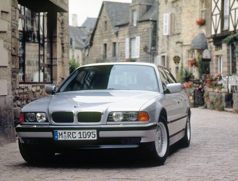 2016 BMW 750Li Launch Images 35