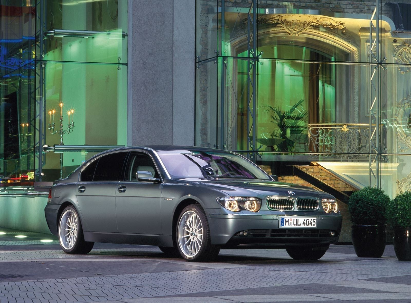 2016 BMW 750Li Launch Images 46