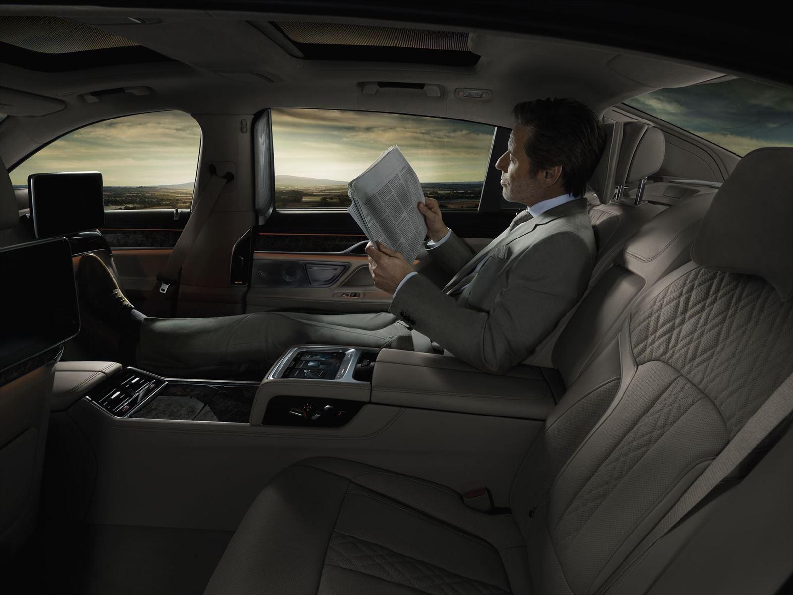 2016 BMW 750Li Launch Images 55