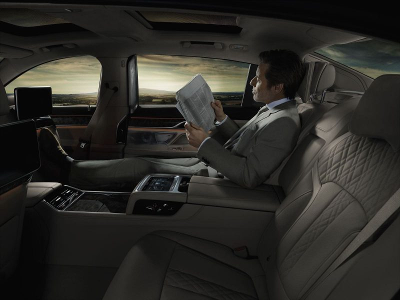 2016 BMW 750Li Launch Images 55
