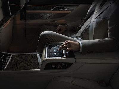 2016 BMW 750Li Launch Images 56