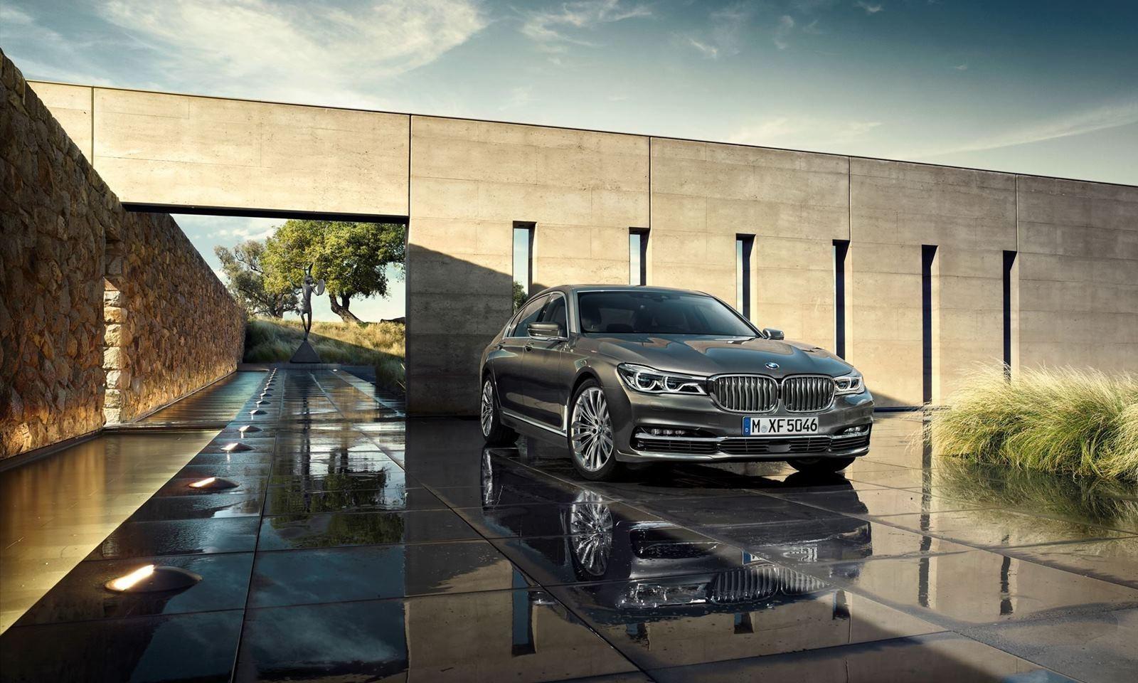 2016 BMW 750Li Launch Images 58