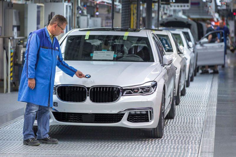 2016 BMW 750Li Launch Images 83