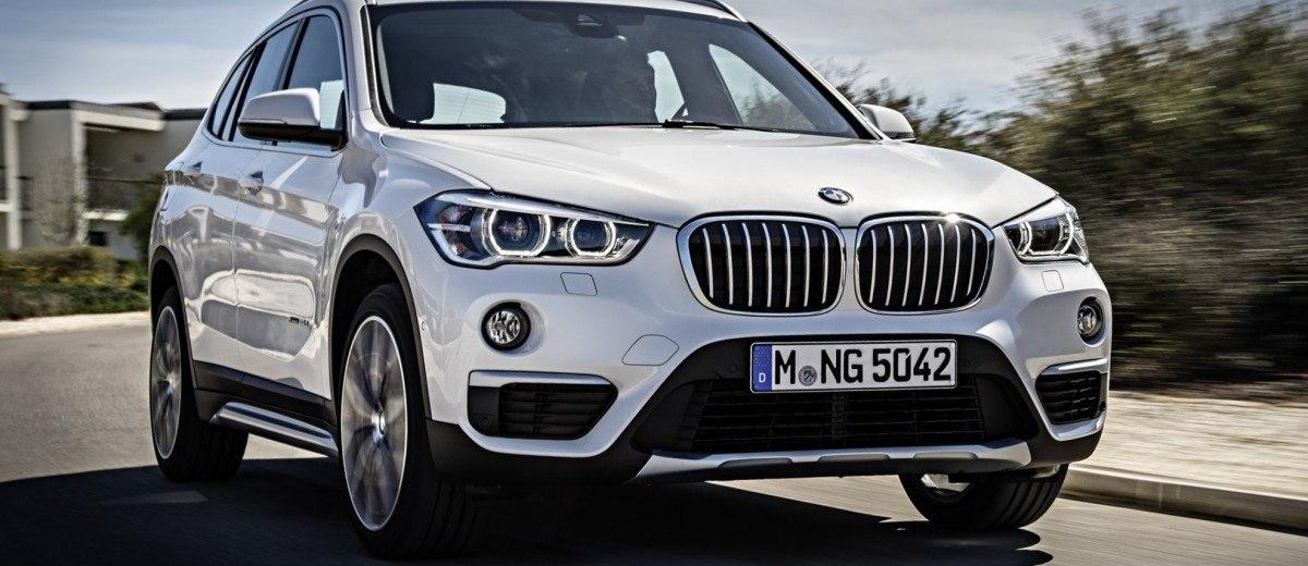 2016 BMW X1 xDrive28i 30