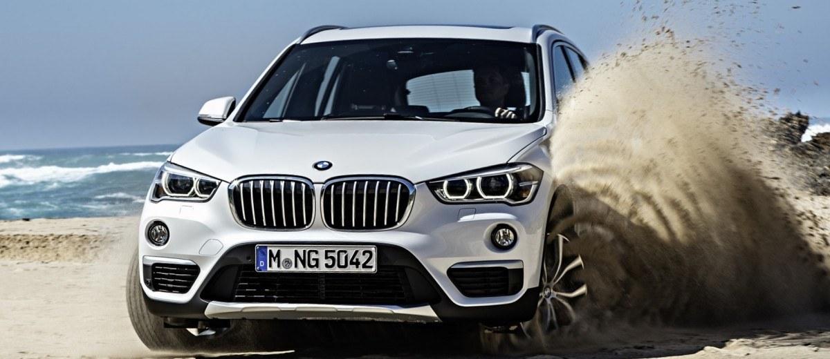 2016 BMW X1 xDrive28i 42