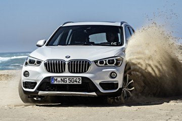 2016 BMW X1 Grows Up Tall With All-New Platform and X7-Previewing Design