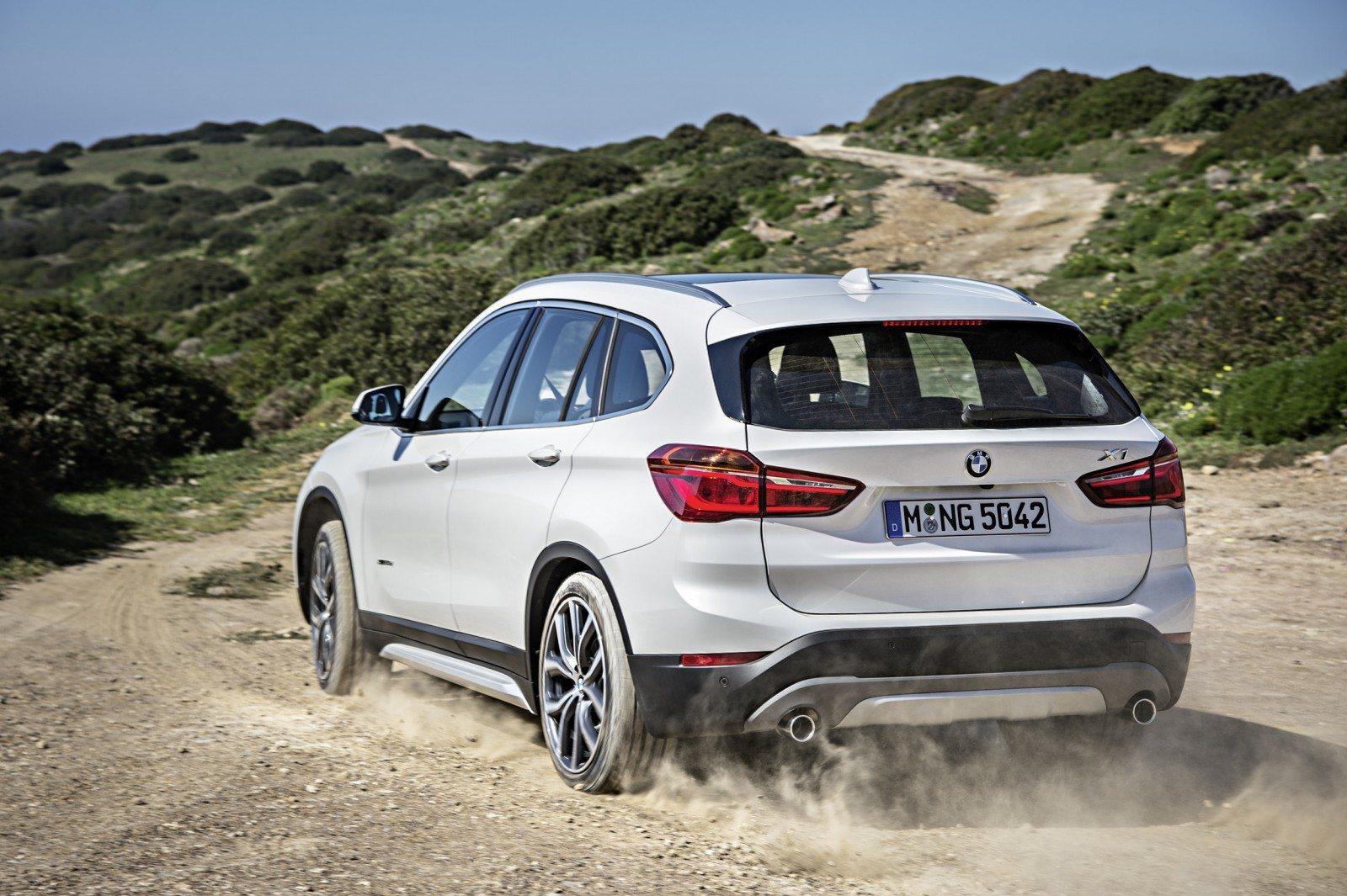 2016 BMW X1 xDrive28i 43